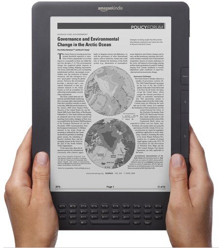 Black Friday Kindle DX