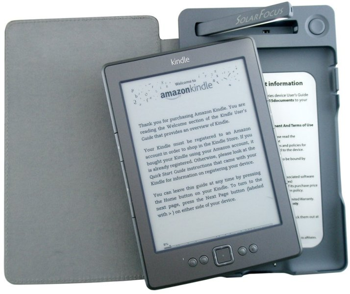 Solar for Kindle 4