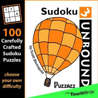 Kindle Touch sudoku